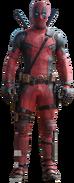 Deadpool - Transparent Profile