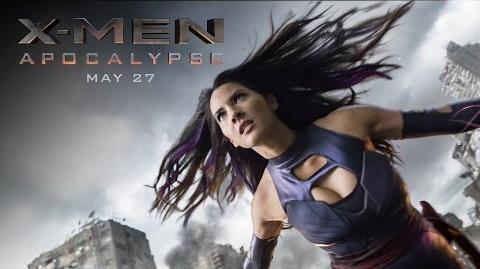 X-Men Apocalypse Super Bowl TV Commercial 20th Century FOX