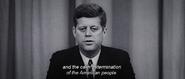 President John F. Kennedy (Archive Footage - 1962)