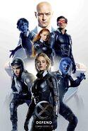 X-Men Apocalypse Defend Poster