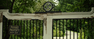 Xavier's Institute - Front Gates (1973)