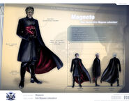 X-Men The Official Game Magneto