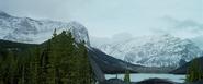 Canadian Rockies - Alkali Lake (Alberta, Canada - X2)