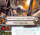 Piloto do Esquadrão Obsidian