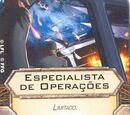 Especialista de Operações