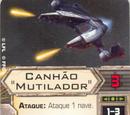 """Canhão """"Mutilador"""""""