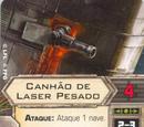 Canhão de Laser Pesado