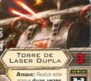 Torre de Laser Dupla