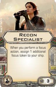 Recon-specialist