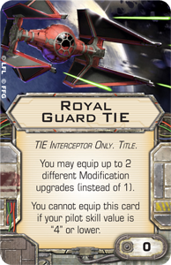 Royal Guard Title