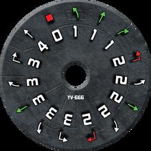 Yv-666dial