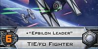 """""""Epsilon Leader"""""""