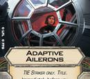 Adaptive Ailerons