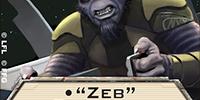 """Zeb"" Orrelios (Crew)"