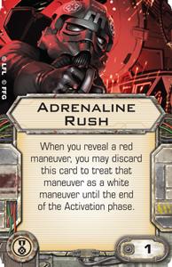 Adrenaline-rush