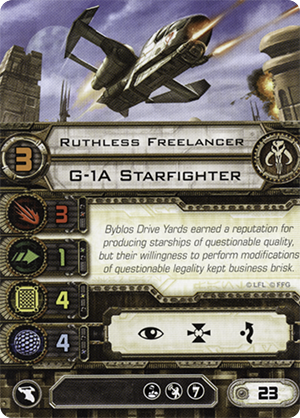 Pilot-Ruthless Freelancer