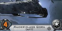 Raider-Class Corv. (Aft)