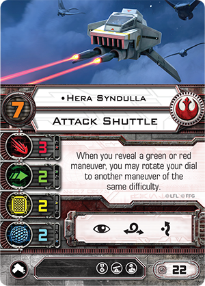 Hera-shuttle