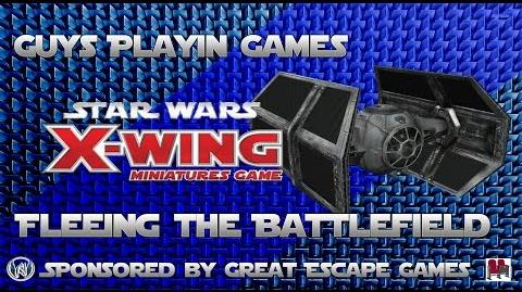 Fleeing the Battlefield