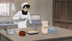 Watanuki Cooking talent