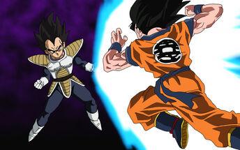 Goku Strikes