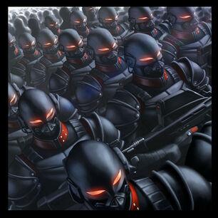 UFS Tekken 6 Tekken Forces by Webcomicfan