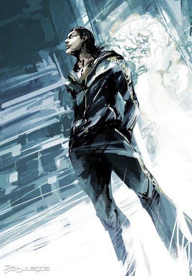 Yakuza black panther chapter 2-1790025