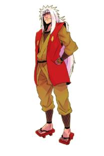 Jiraiya by lantern6-d5e15qo