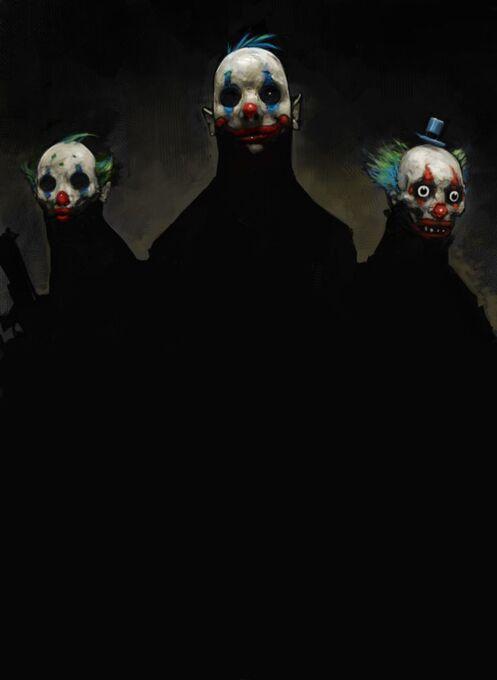 Clownsss
