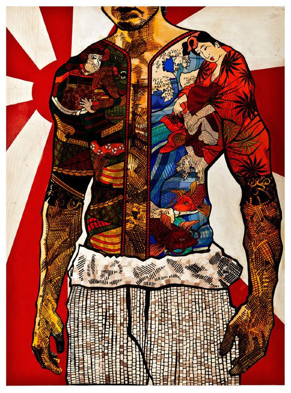 ART YAKUZA 905