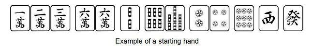 Mahjong-starting
