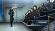 Yamato pilot ready room
