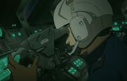 UNCN officer helmet