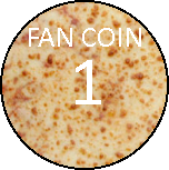 FanCoin1CheesePizzaDay