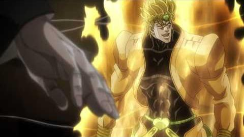 DIO's Insane Laugh