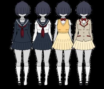 FemaleUniform