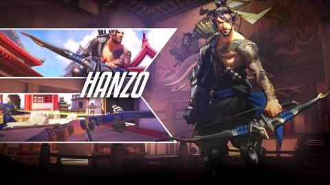 Overwatch- Hanzo's Voice Lines