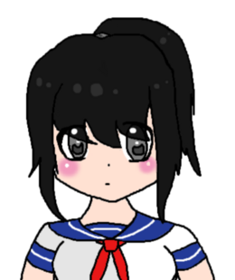 Yandere chan Fanart By Strawberry Imouto