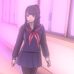 Yandere-chan in Female Uniform #2.