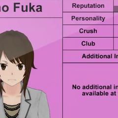 Rino Fuka's 2nd profile.