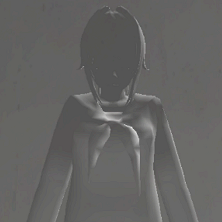 The Phantom Girl before the September 23rd, 2016 Build.