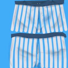 原先的平角內褲