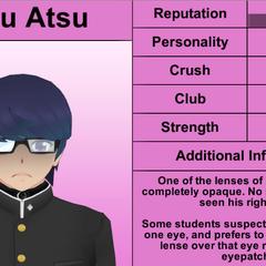 Daku's 3rd profile. February 8th, 2016.