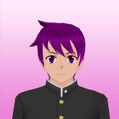 Riku's 5th portrait. November 15th, 2015.