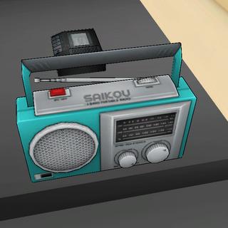 新收音機旁邊的播放器 [31/03/2016]