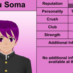 Riku's 6th profile. February 8th, 2016.