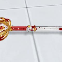 血腥的魔杖
