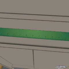The ruler inside <a href=