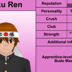 Juku's 3rd profile. February 15th, 2016.