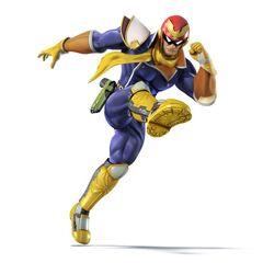 Captain Falcon.